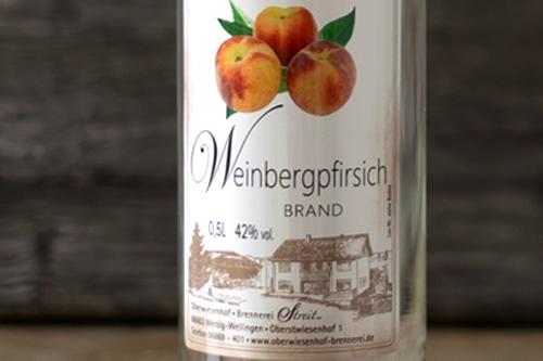 Weinbergpfirsich